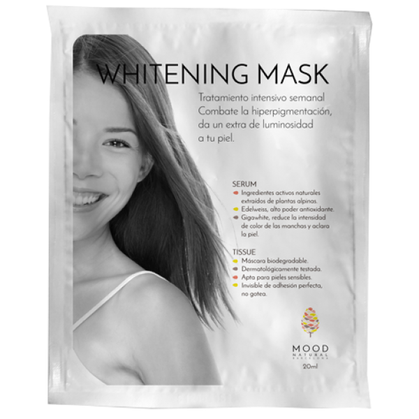 MÀSCARA LYOCELL WHITENING & BRIGHTENING